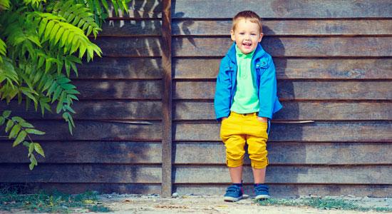 Garçon : pantalon, bermuda ou short
