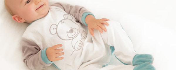 pyjama de son bébé